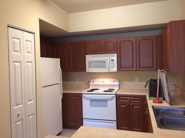 small crappy apartment