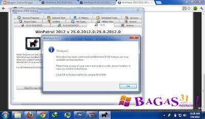 WinPatrol Plus 25.0.2012.0 Final Full Serial 2