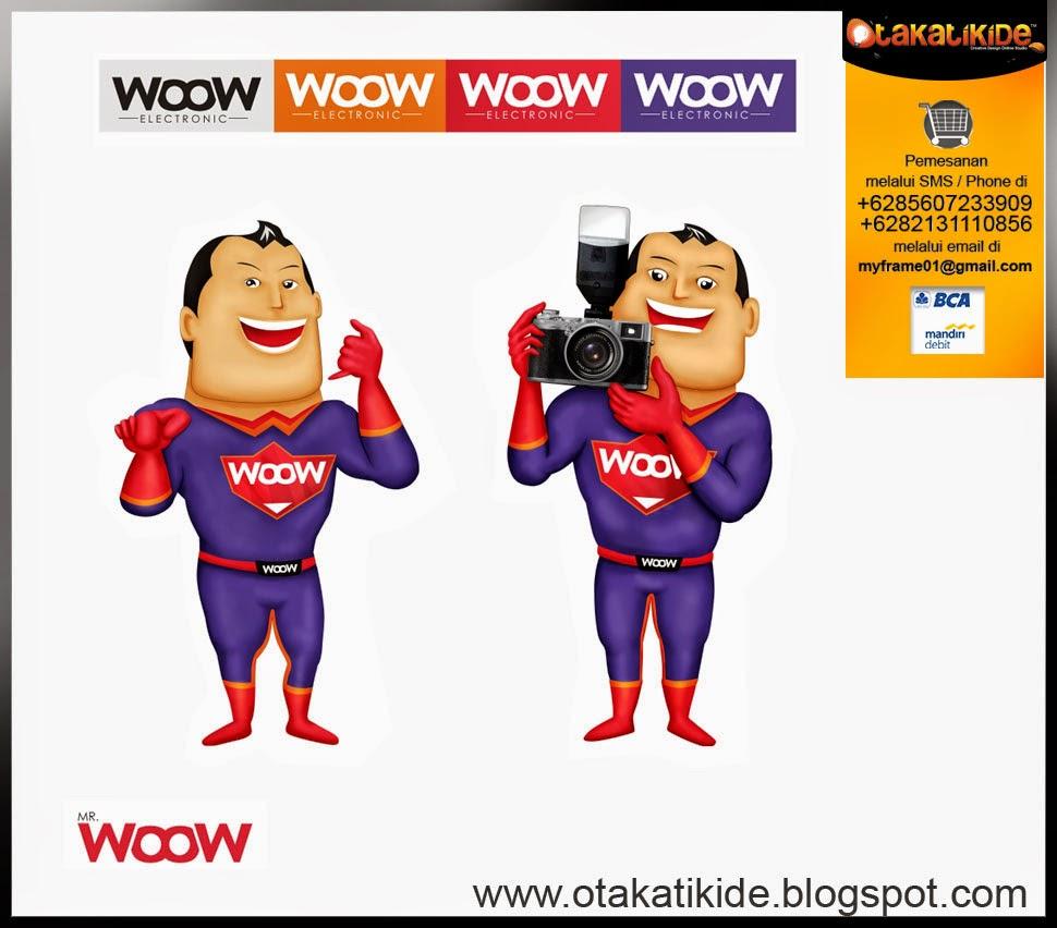 jasa desain mascot desain grafis komunikasi visual jawa timur surabaya sidoarjo gresik jakarta
