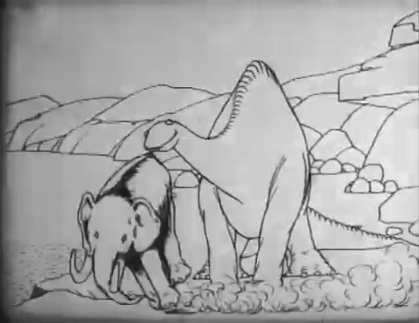 danse slip elephant
