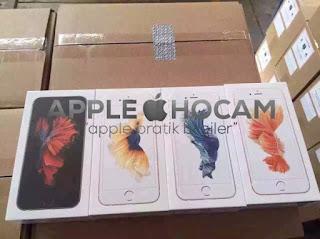 iPhone 6S cami kırılmıyor