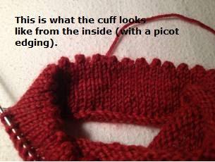 cuff edge