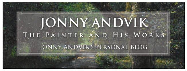 JONNY ANDVIK`S PERSONAL BLOG