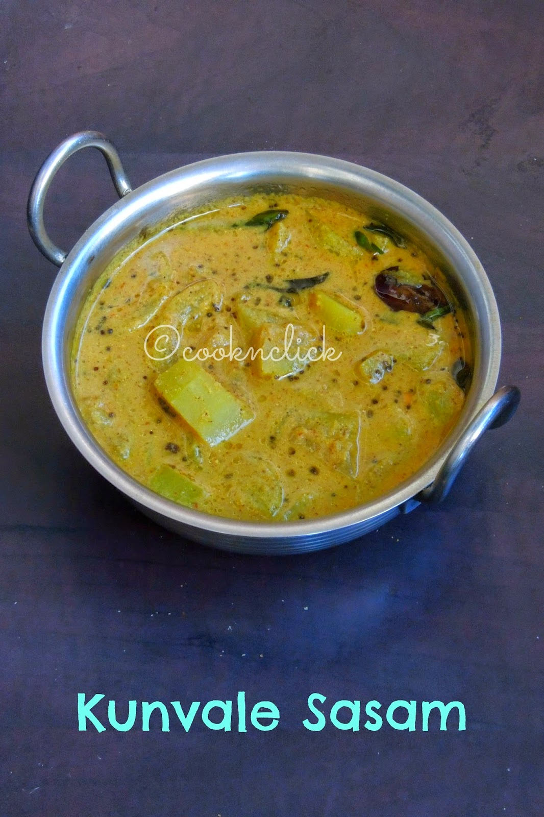 Ashgourd curry without onion and garlic, Kunvale sasam