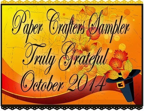 Paper Crafters Sampler October 2014