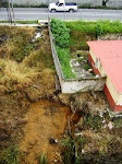 Deslizamiento de tierras S.R.I. y Bloque 5