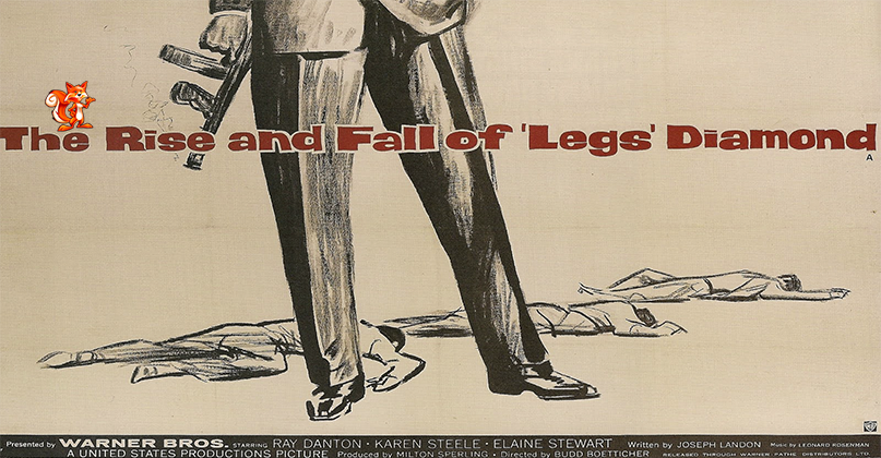 La ley del Hampa (1960 - The Rise and Fall of Legs Diamond )