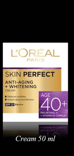 PR:L'oreal Paris Skin Perfect Range
