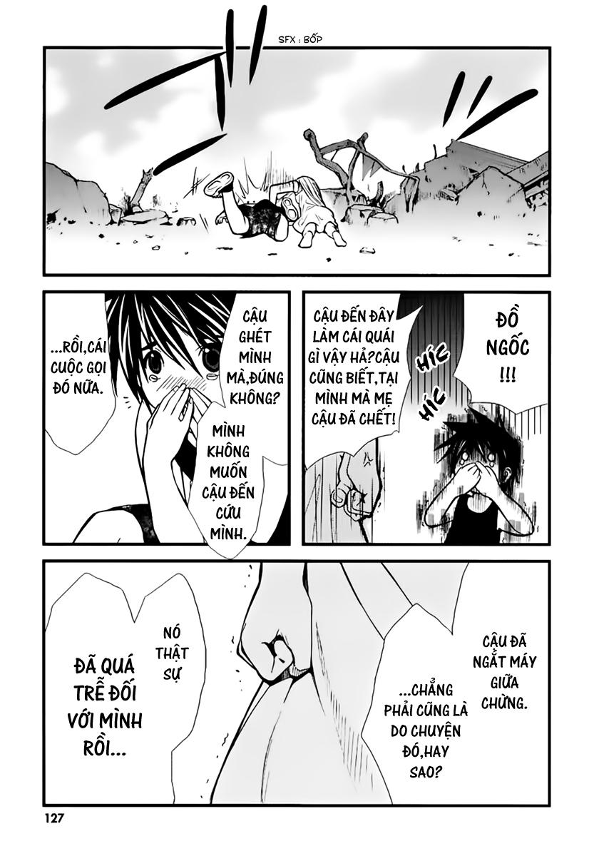 Nejimakiboshi to Aoi Sora chap 4 – End Trang 4 - Mangak.info