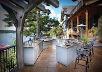 cocinas al aire libre