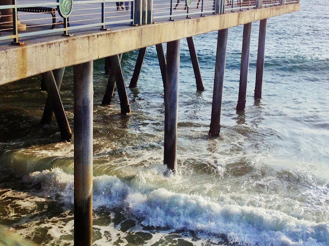Pier LA - Los Angeles, California - travel blogger