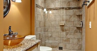 Ba os modernos decoraci n interiores ideas for Utilisima decoracion de interiores