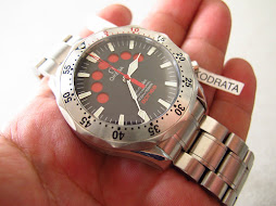 OMEGA SEAMASTER PROFESSIONAL 300M APNEA - RED DIVING INDICATOR - AUTOMATIC