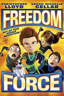 Watch Freedom Force (2013) movie free online