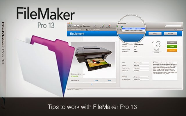 filemaker pro 13 templates - database development tips to work with filemaker pro 13