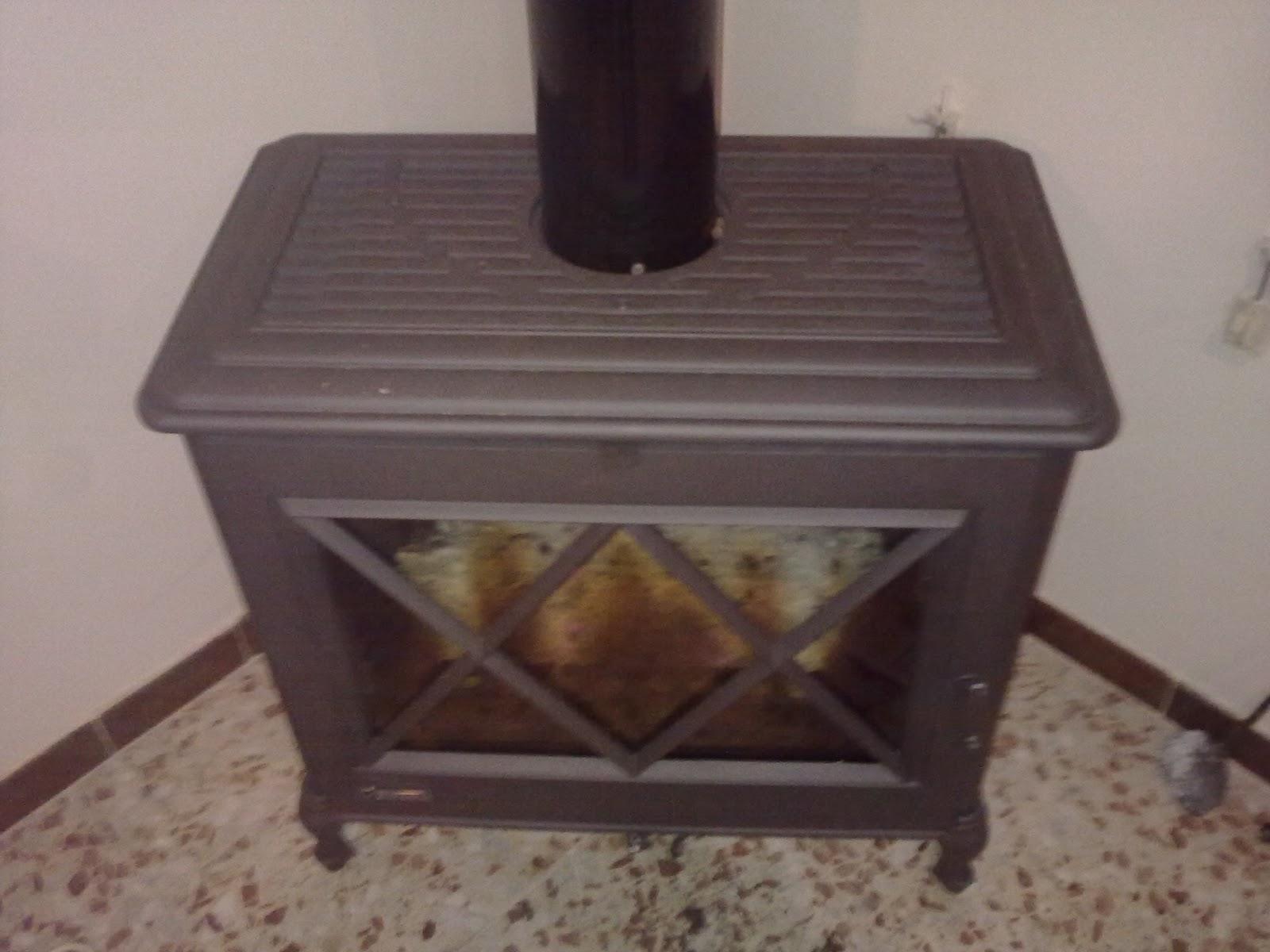 Permautoformacion madrid colocaci n de estufa de le a - Estufas de lena en madrid ...