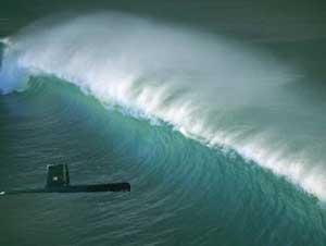 Badai Laut yang Buruk
