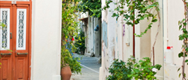 A stroll around Rethymno, Crete