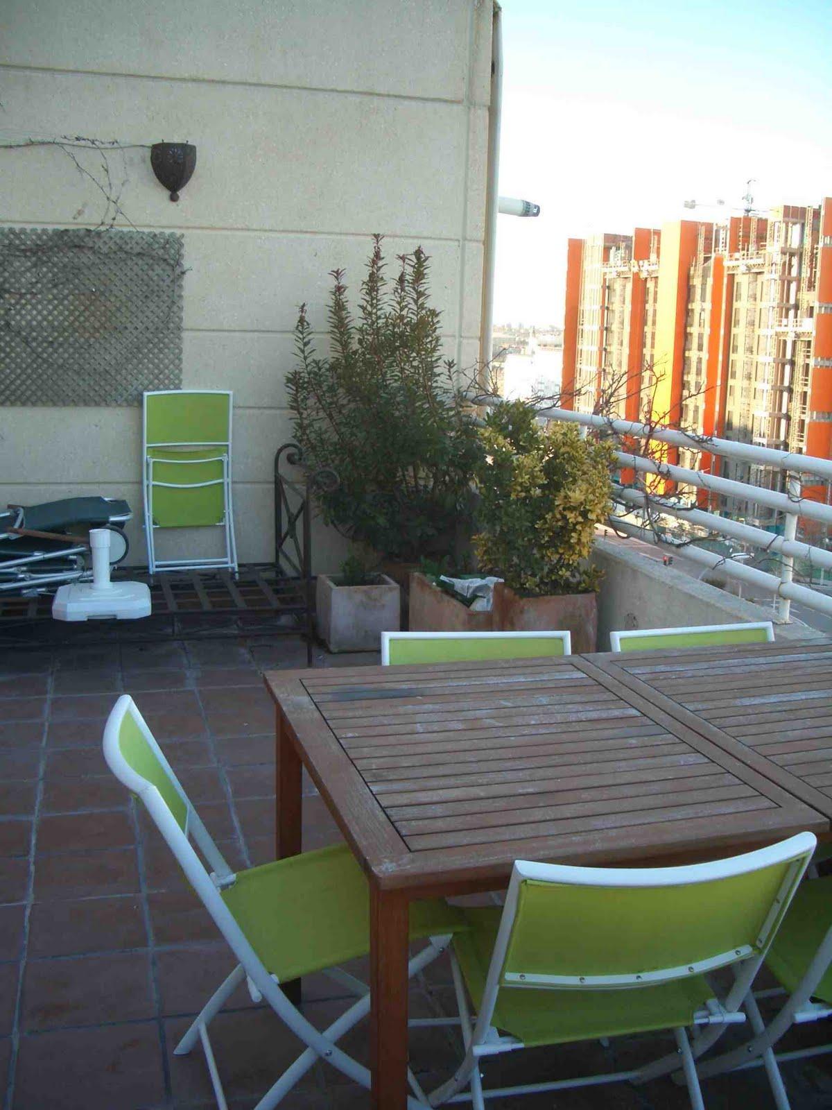 T preguntas ideas para cambiar el suelo de la terraza for Baldosas para terrazas