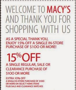 Cato Fashions Online Coupons Macy s Printable Coupons