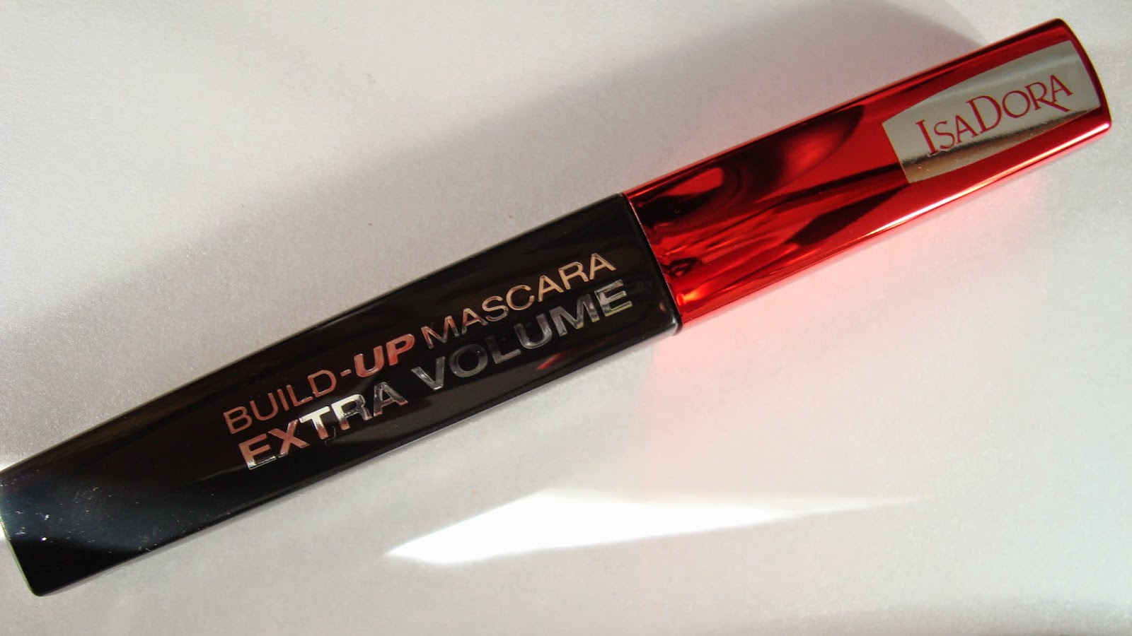 IsaDora, Build Up - Mascara Extra Volume Mascara