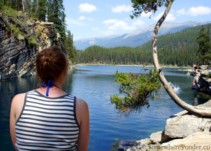 Horseshoe Lake - Jasper National Park, Canada