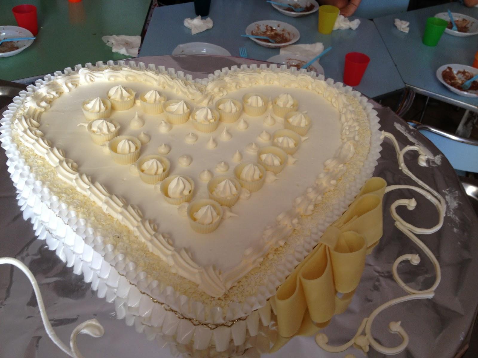 Torta nuziale maestra Cristina