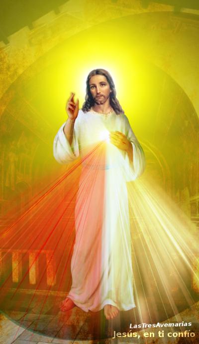 foto de jesus misericordioso