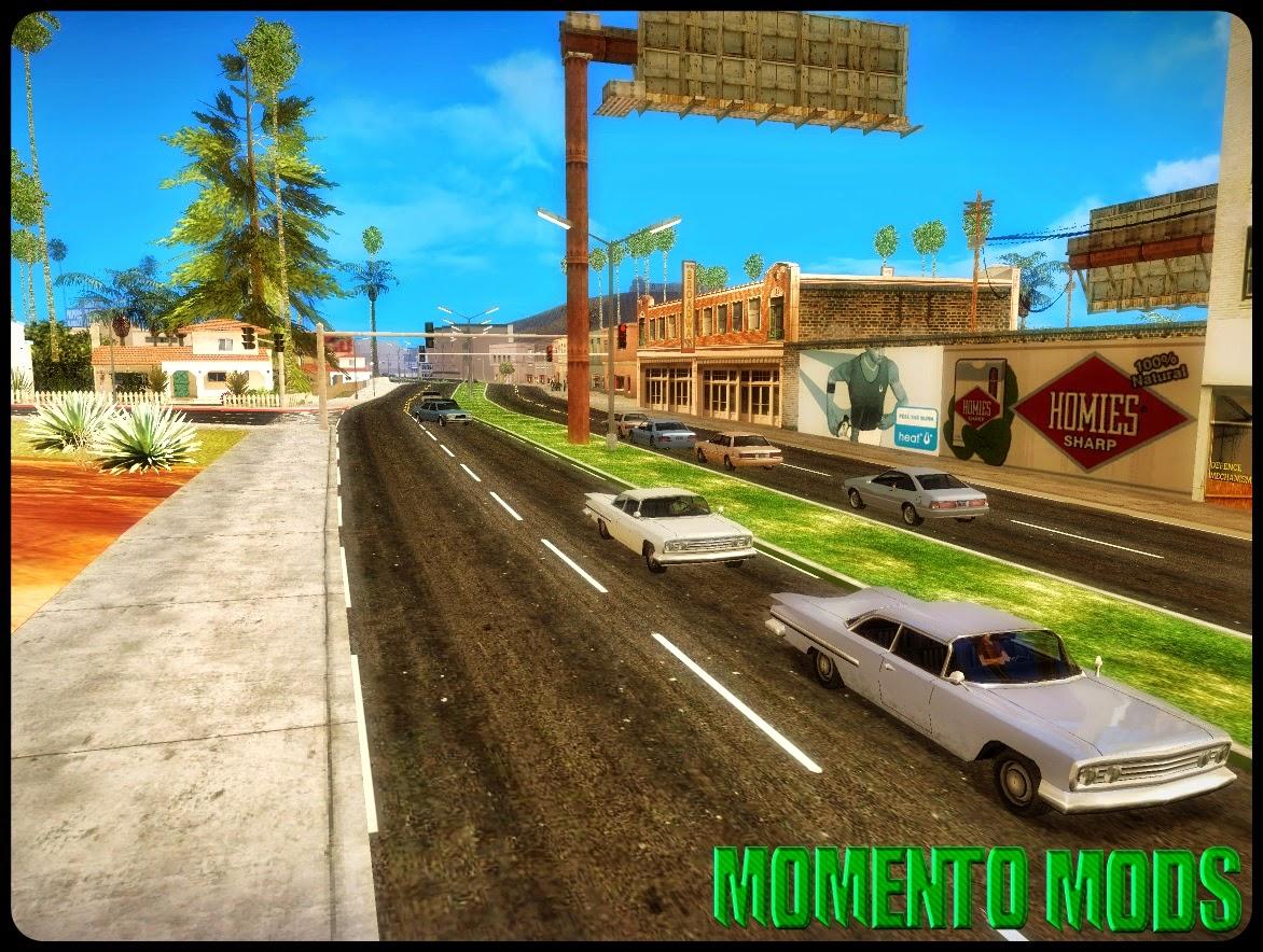 GTA SA - Texturas Do GTA V Para GTA SA V1.0