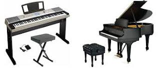 perbedaan piano dan keyboard