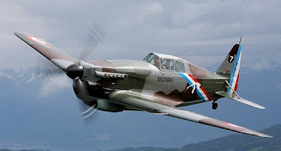 Morane-Saulnier M.S.406 Fighter