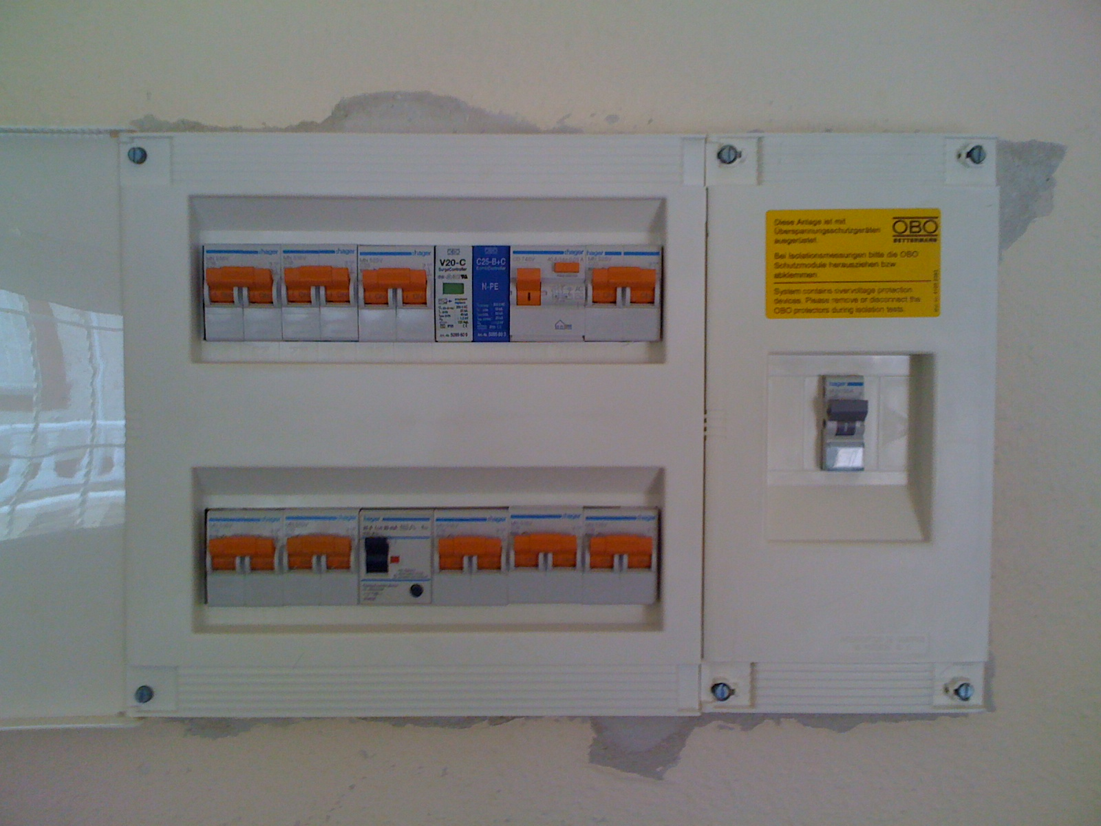 sparks in spain power surge protection for the whole house