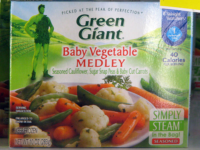 Musical Terms in the Marketplace - Baby Vegetable Medley