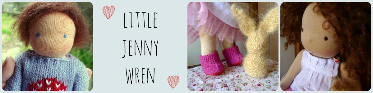 little jenny wren's playroom