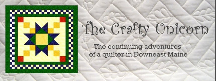 The Crafty Unicorn Quilting