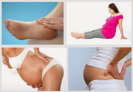Cách giảm triệu chứng đau chân khi mang thai