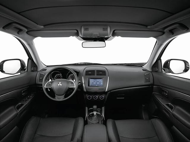 novo Mitsubishi ASX 2014