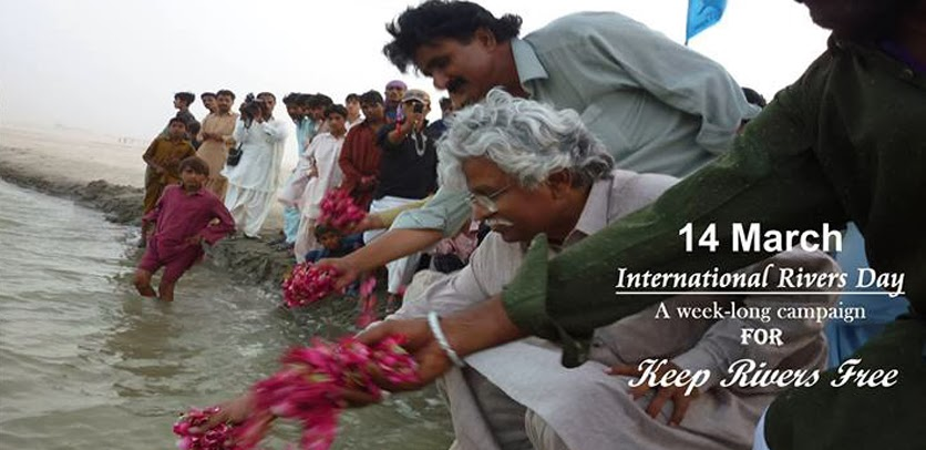 14 March International <b>Rivers</b>