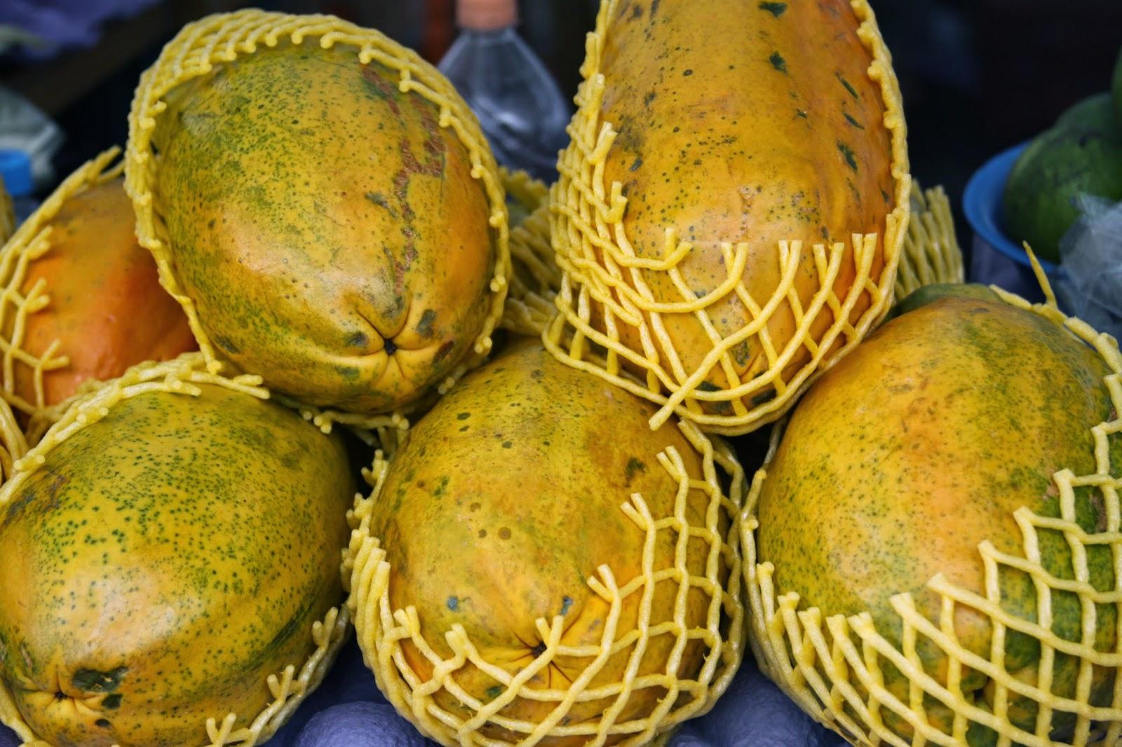 Mamão Formosa Mamão Papaya