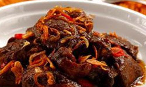 krengsengan hati ampela ayam resep masakan nusantara