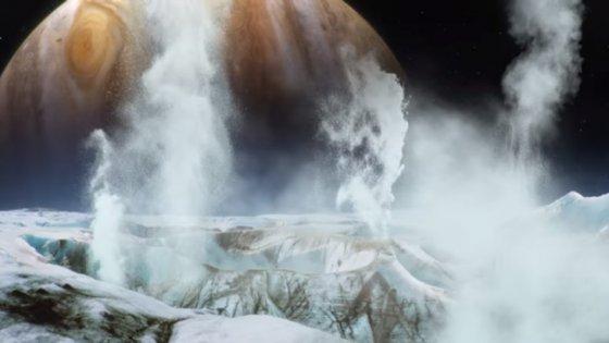 Un nuevo lugar en dónde podría haber vida en el Sistema Solar