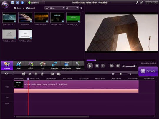 download Wondershare Video Editor 4.8.0