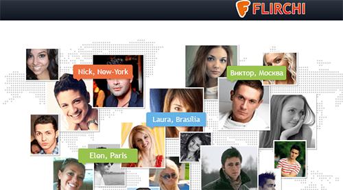 Flirchi Website On FacebookTempat  Untuk Mencari Pacar