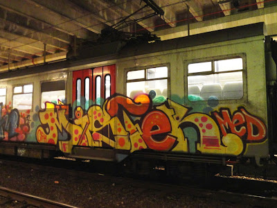 Graffiti is one of my favorite drugs – Homo