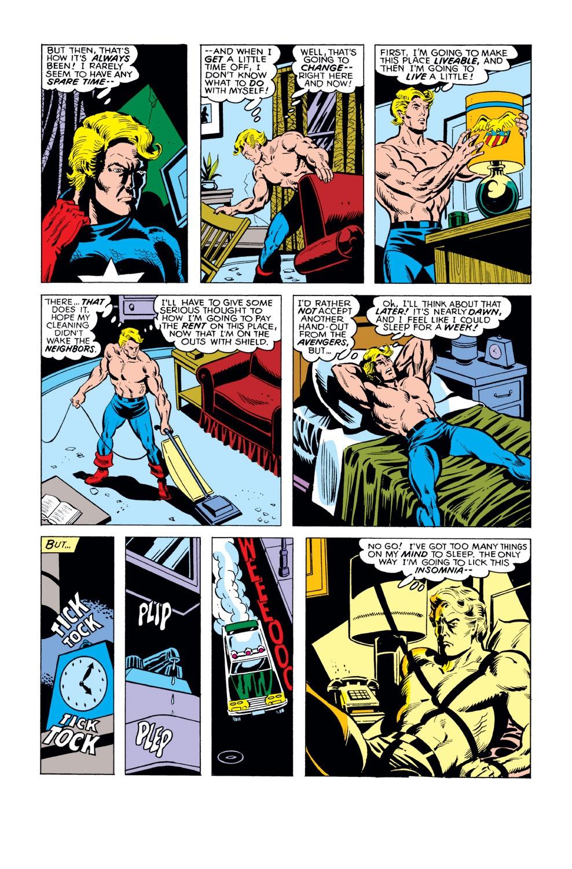 Captain America (1968) Issue #231 #146 - English 12