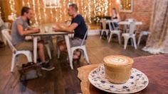 Asheville's Best Coffee Shops