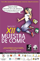 XII Muestra de Comic Pereira Colombia 2012