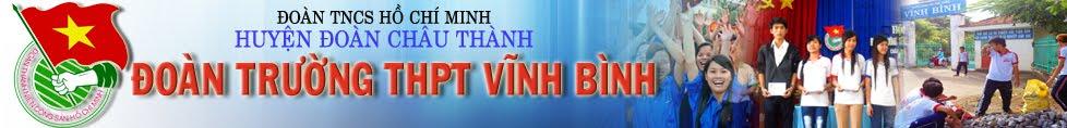 Đoàn Trường THPT Vĩnh Bình