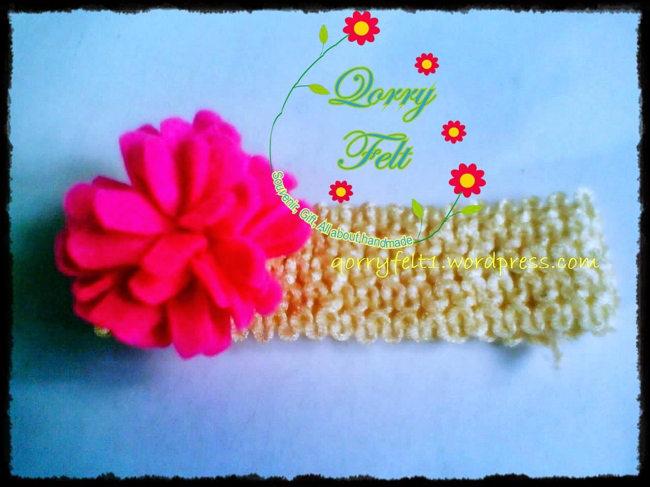 Aneka Headband Bandana Bayi Model Bunga Cantik Dan Unik