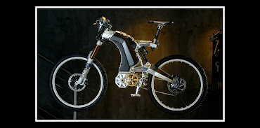 #28 Electric Bikes Wallpaper
